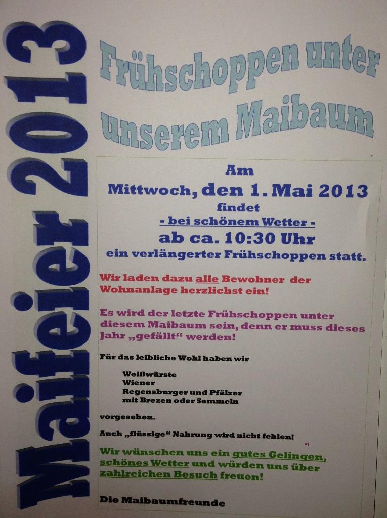 BWV Maifest2013